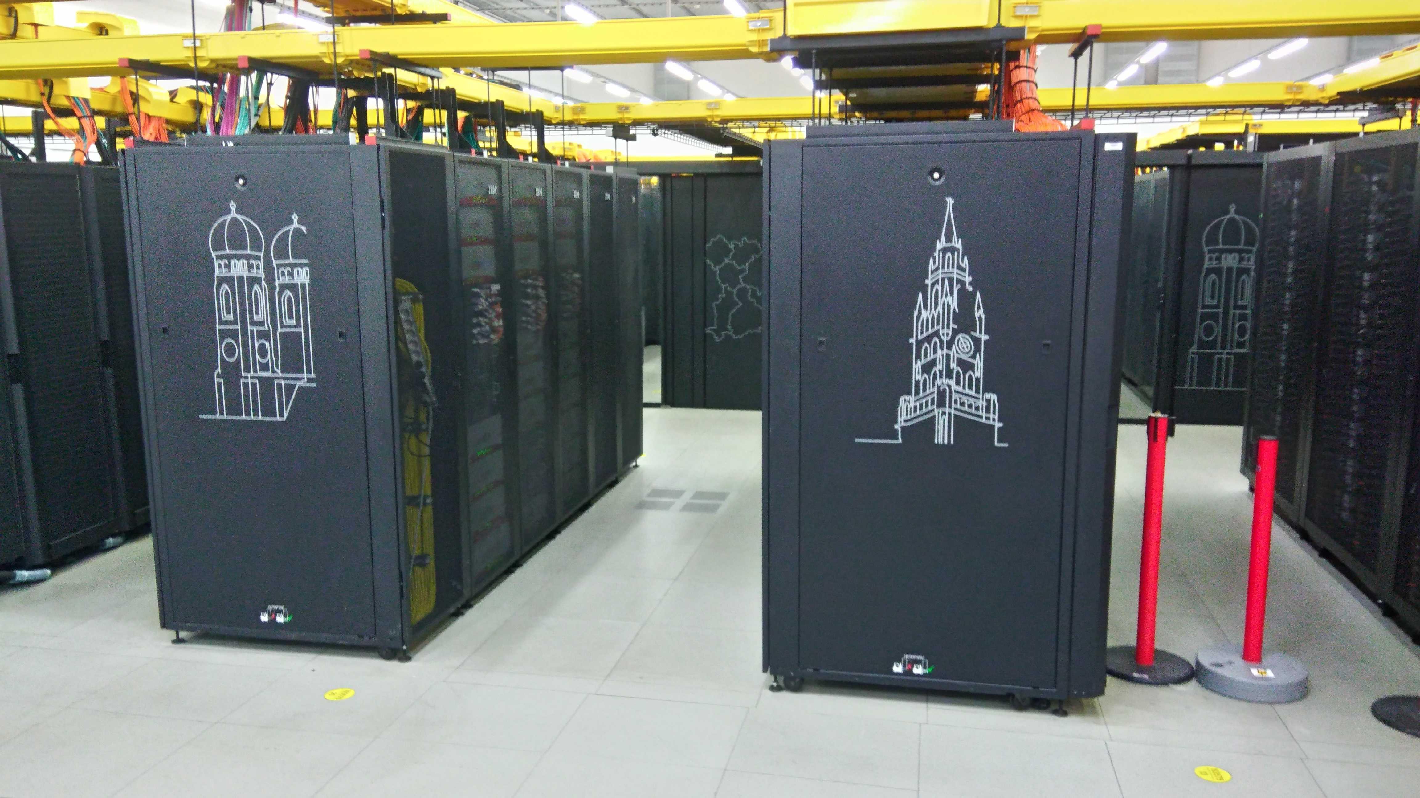 SuperMUC NG: Bayern in der Champions League der Supercomputer