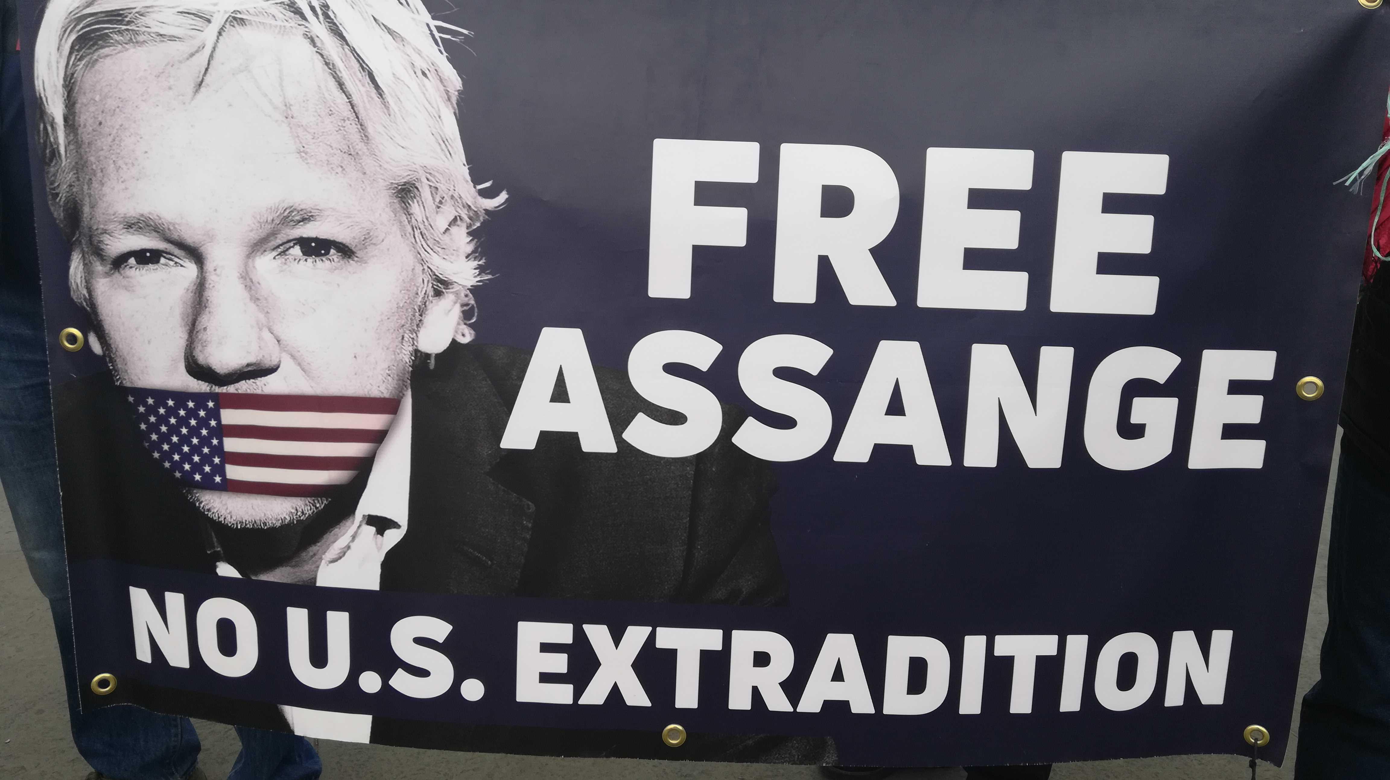 Julian Assange: Verfahren über US-Auslieferungsantrag im nächsten Jahr