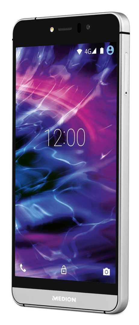 Medion X5004: LTE-Smartphone für 249 Euro
