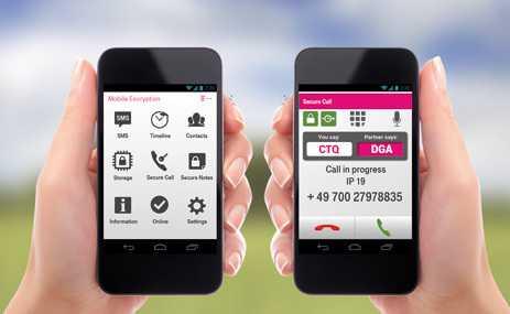 Mobile Encryption App
