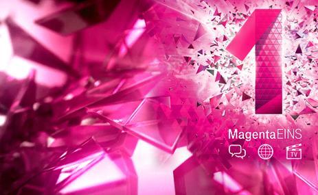 Die Zukunft ist eins, heißt es bei der Telekom zum Magenta-Tarif.