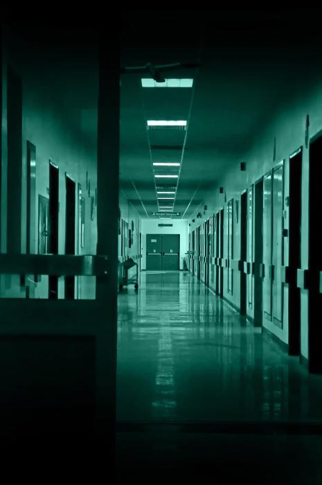 Datenverlust im Krankenhaus