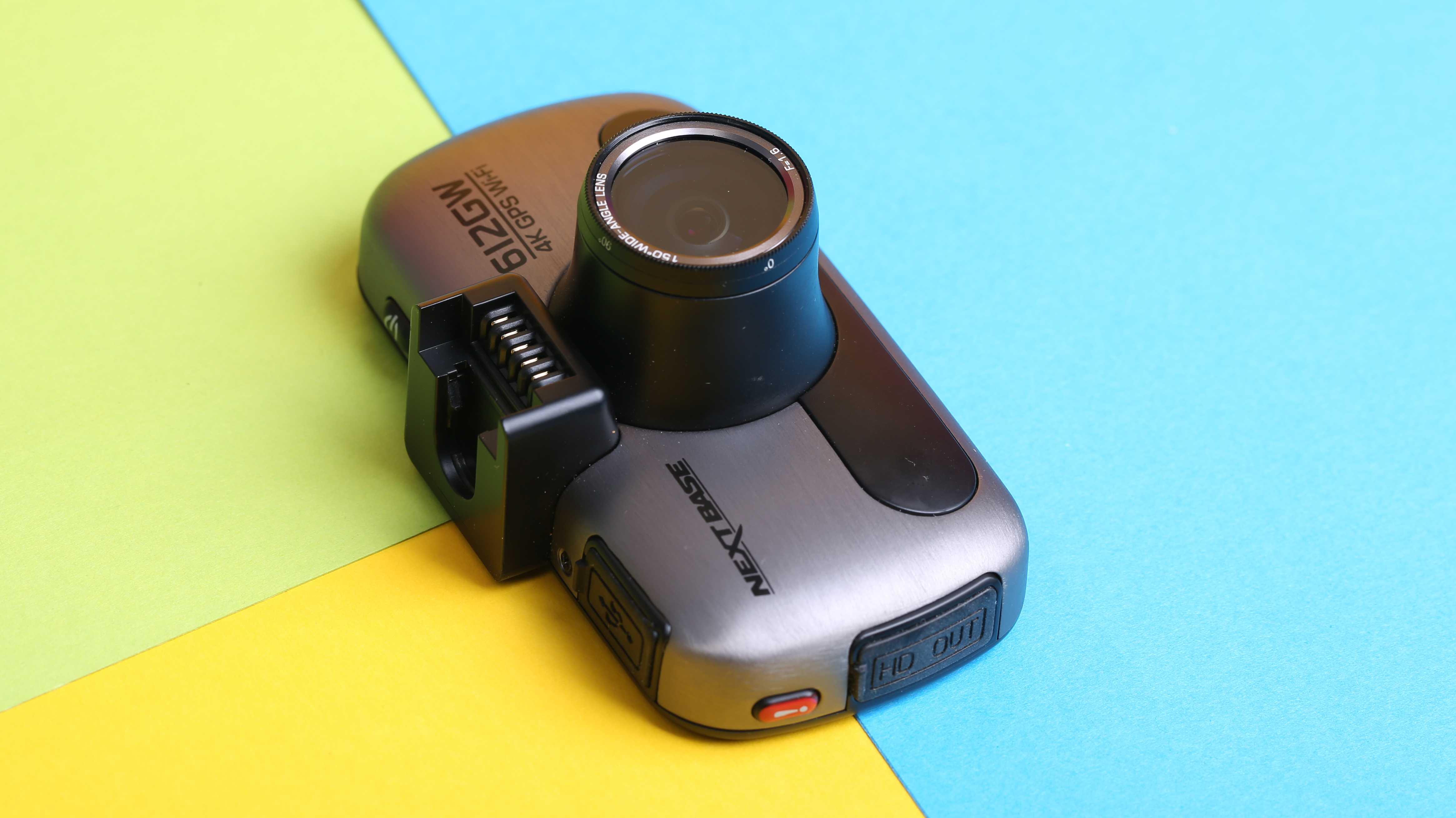 Dashcam Nextbase 612GW