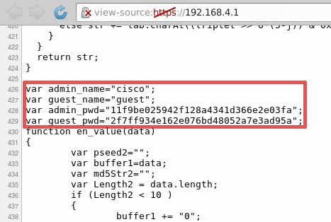 Passwörter im Quellcode