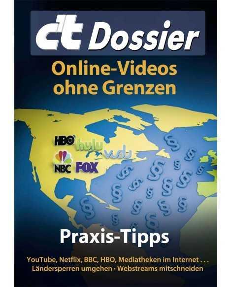 Titelbild zum c't Dossier Online-Videos Ohne Grenzen