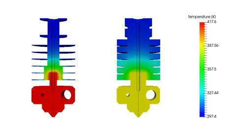 Session 2 - Temperaturverteilung eines 3D-Drucker-Extruders