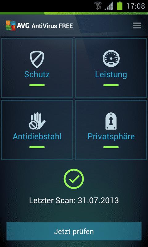 """Mit 100 bis 500 Millionen Installation ist """"AntiVirus GRATIS"""" eine der populärsten Apps bei Google Play."""