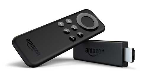 Amazons Fire TV Stick in den Startlöchern