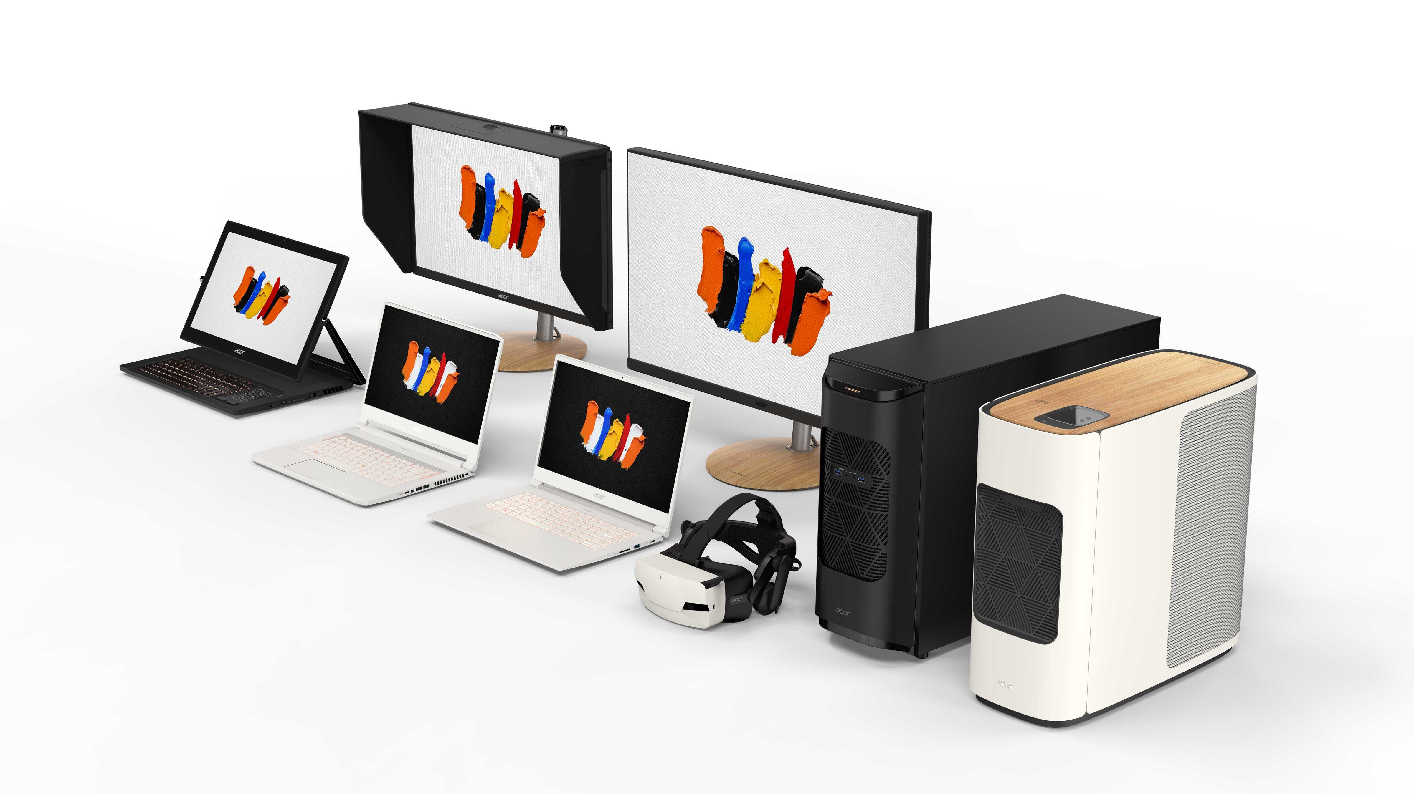 next@Acer: Acer launcht ConceptD als neue High-End-Gerätelinie