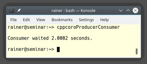 C++20: Mächtige Coroutinen mit cppcoro
