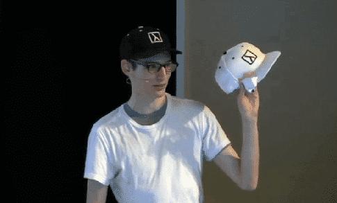 Stephen Balaban mit Lambda Hat, 30C3