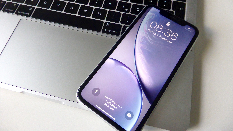 Iphone Sperrbildschirm App