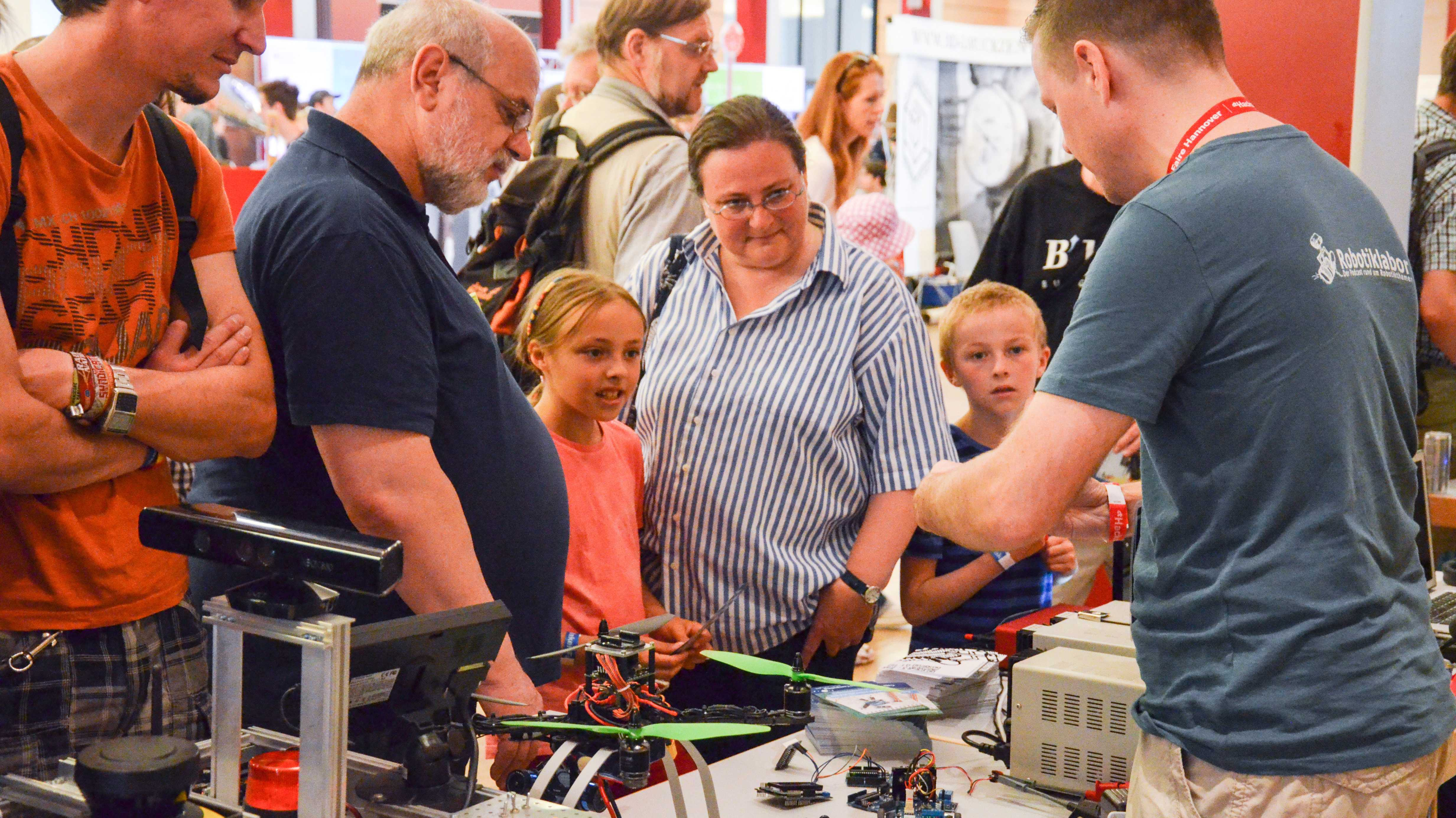 Maker Faire 2015 in Hannover und Berlin