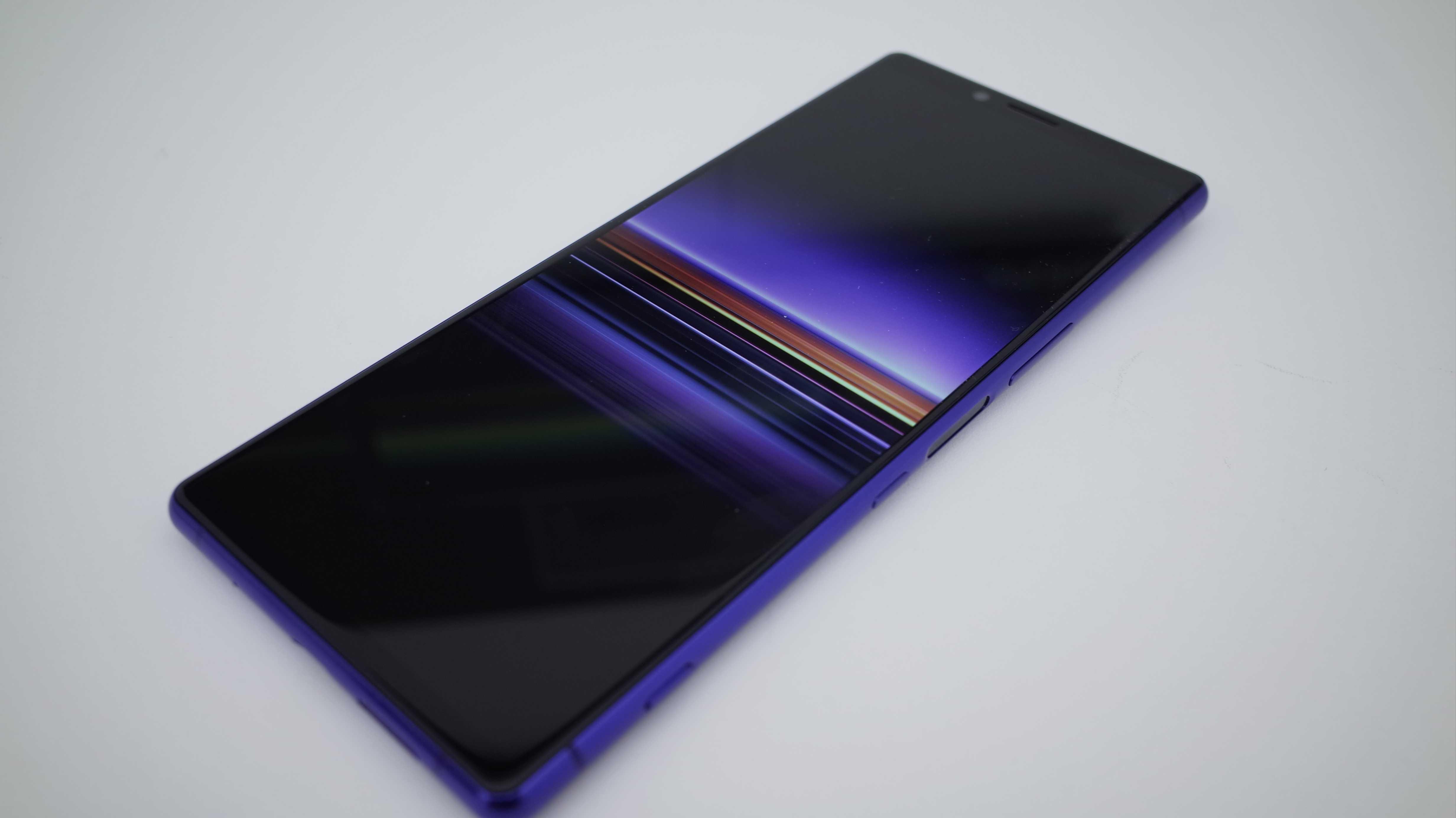 Xperia 1: Sony setzt auf 4K