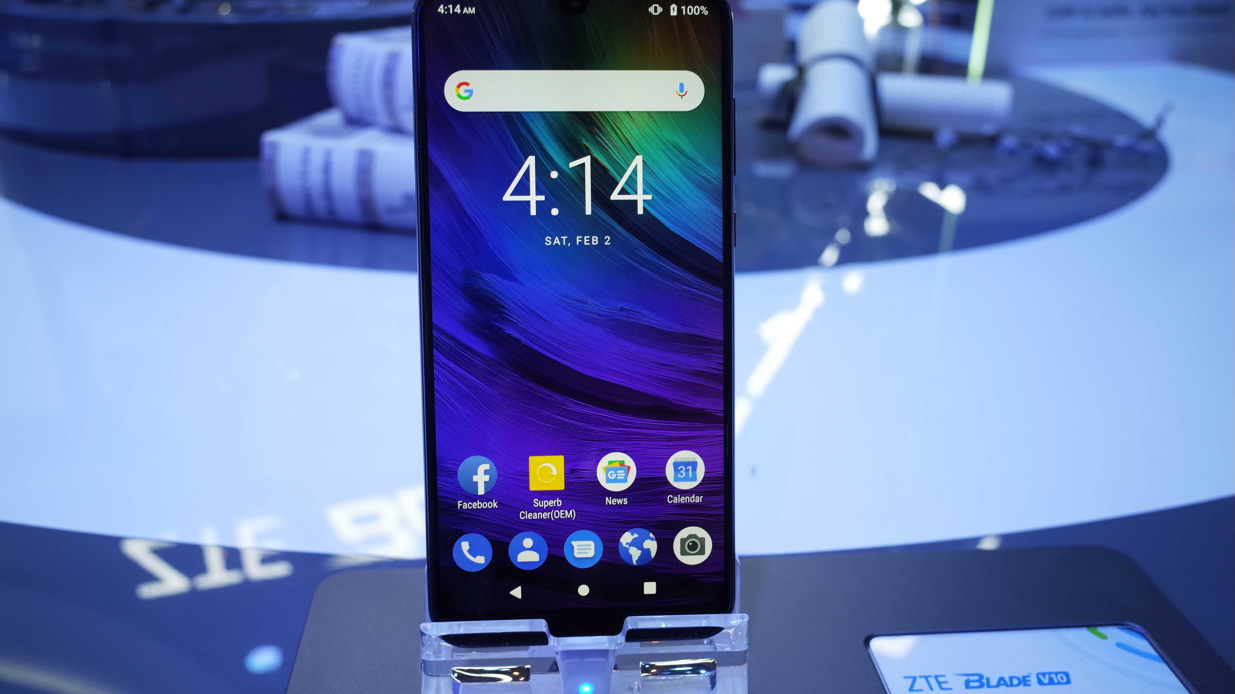 5G und 32-Megapixel-Selfiecam: ZTE zeigt zwei neue Smartphones