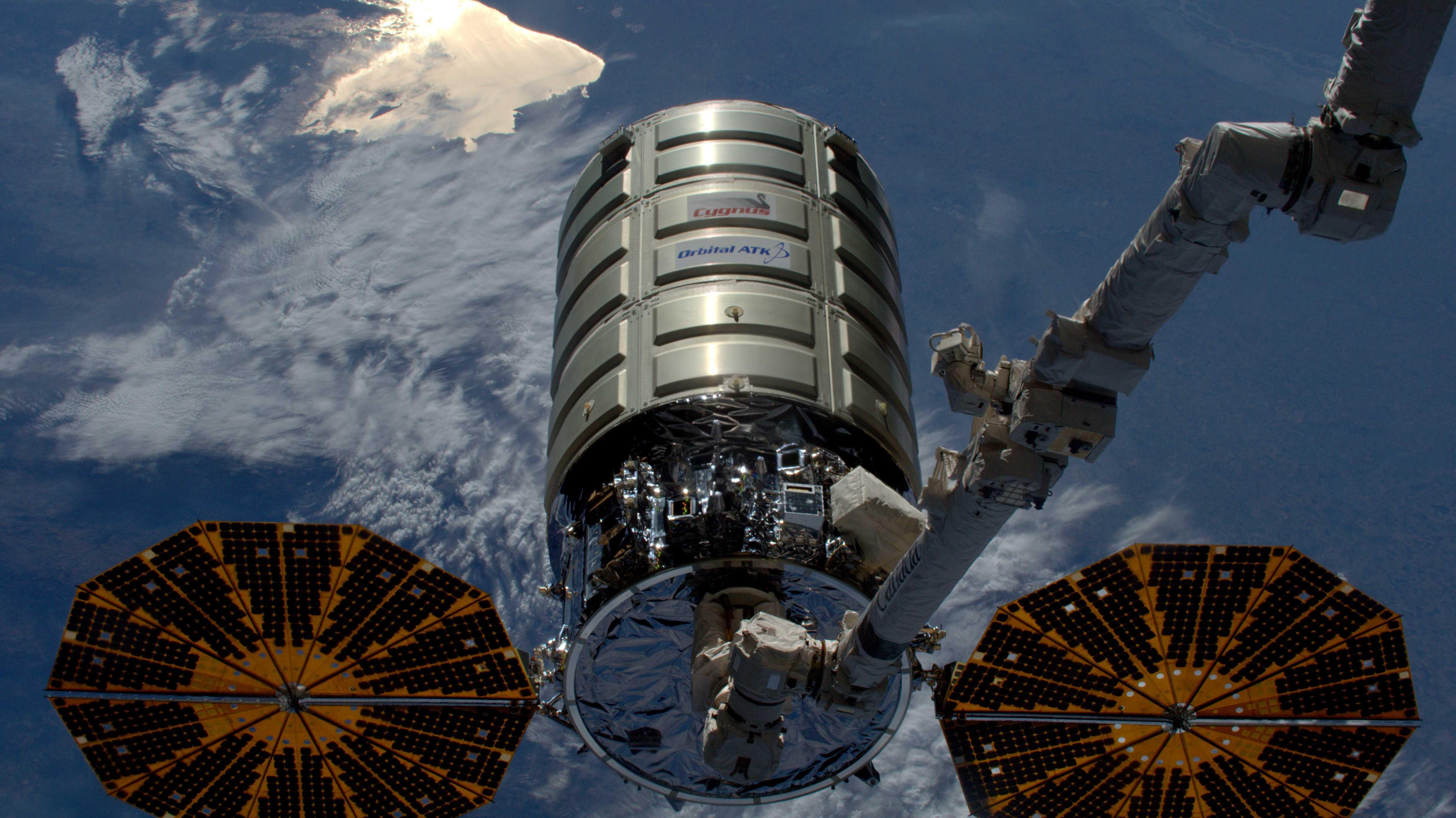 Versorgungsflug für die ISS im zweiten Anlauf erfolgreich gestartet