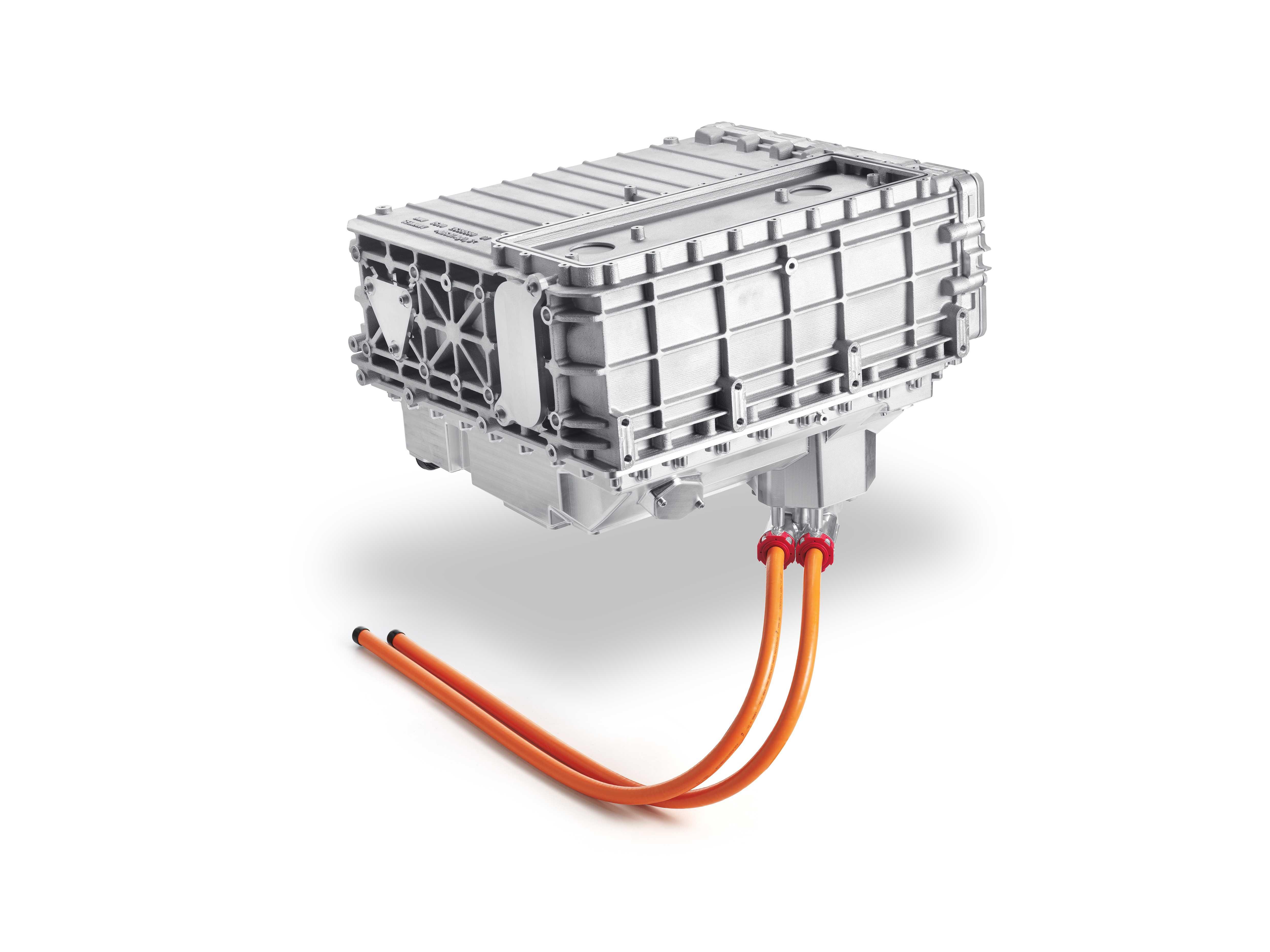 BMW Hydrogen Stack 2019