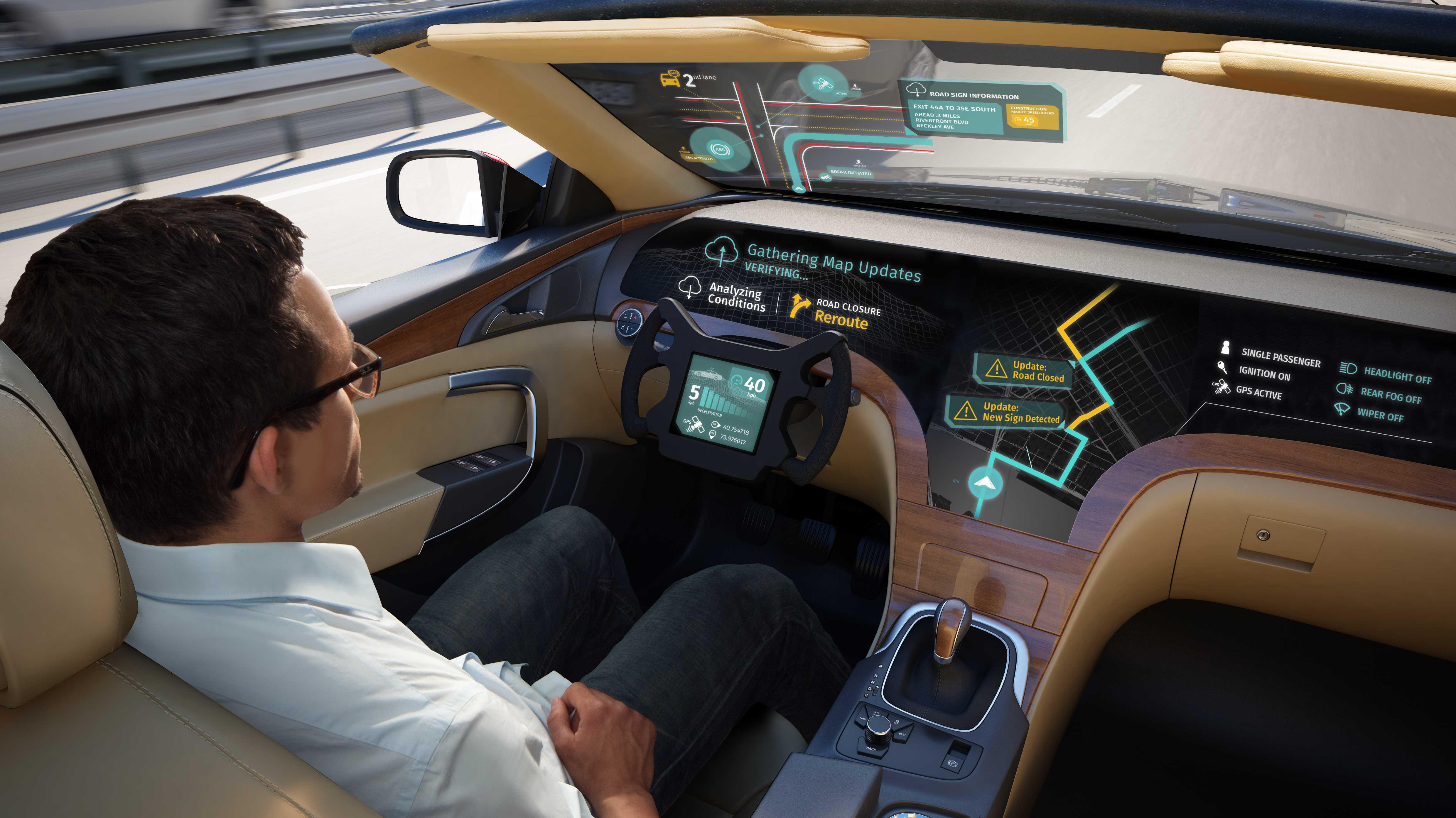 Vodafone will in Zukunft Autos vernetzen und sicher machen