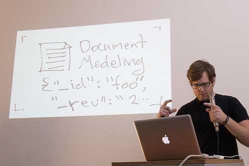 Jan Lehnardt, CouchDB-Entwickler und -Consultant