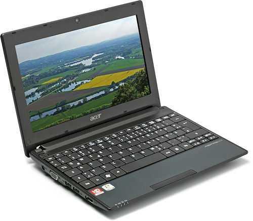 Netbook mit AMD-Herz