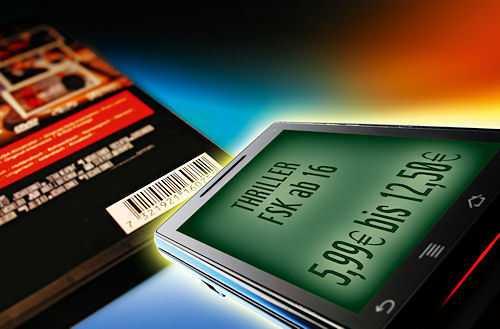 Schnäppchenjagd mit Barcodes