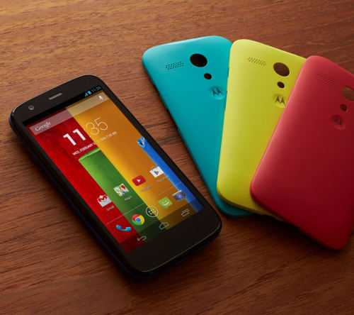 CyanogenMod Unified Moto G Build Android