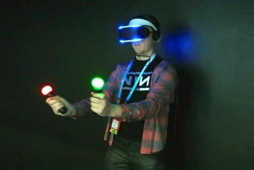 Noch müssen Hard- und Software-Entwickler einige Arbeit leisten. Sony hat mit seinen Move-Controllern schon mal vorgelegt.