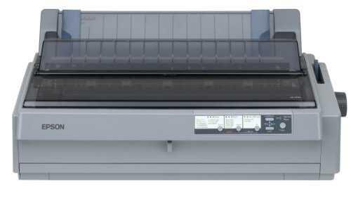 Nadeldrucker wie der Epson LQ2190 sind nach wie vor im Einsatz, wo Durchschläge gebraucht werden oder Umwelteinflüsse wie Staub andere Druckertypen schnelle verschleißen würden.
