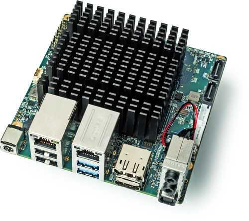 "Hardkernel Odroid-H2 mit 2 x GE und Celeron N4100 ""Gemini Lake"""