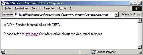 Java Web Service Tutorial - Teil 2: Selber schreiben   iX Magazin