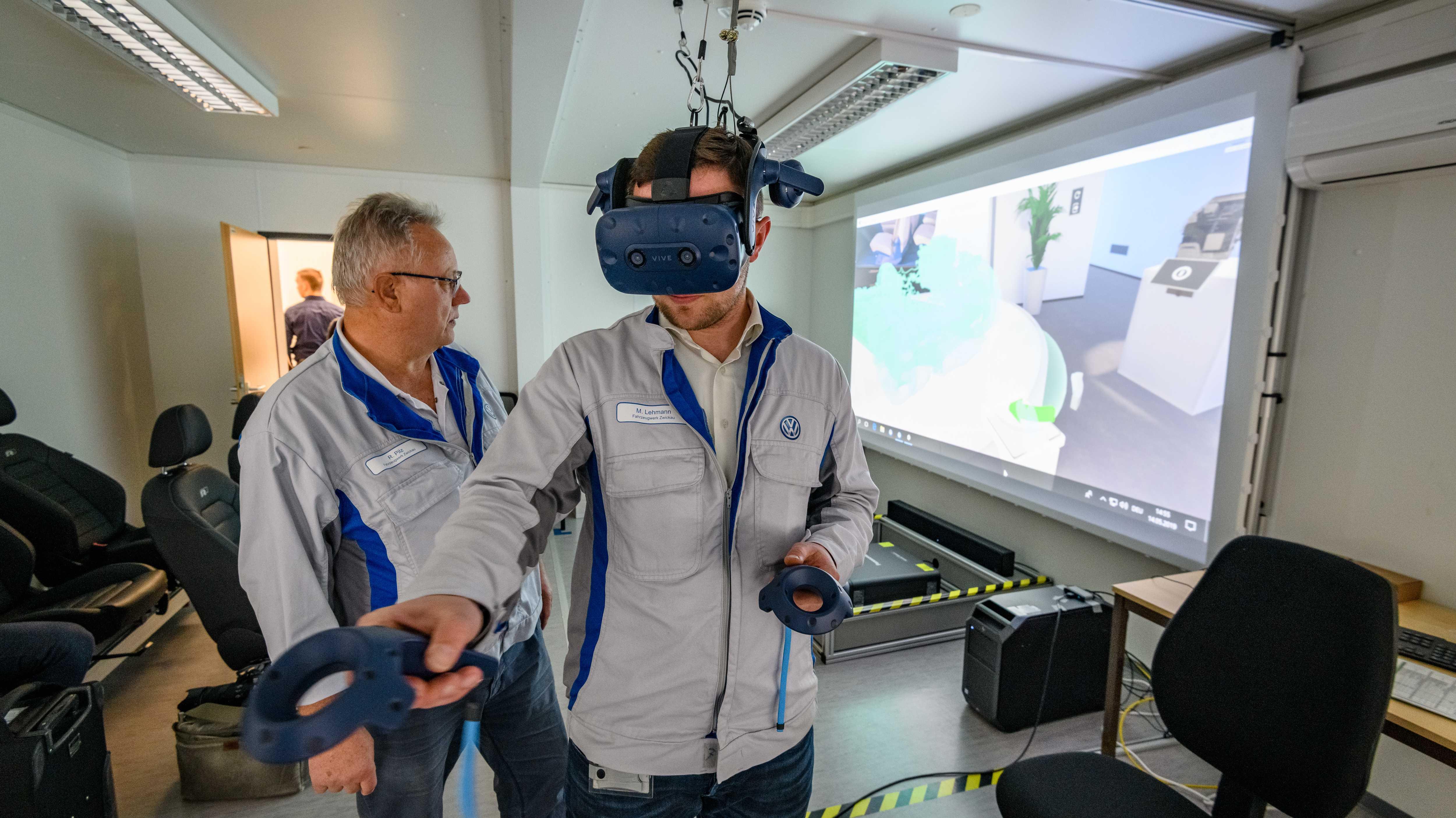 Elektromobilität bei VW: Vor der E-Wende kommt die Personalschulung