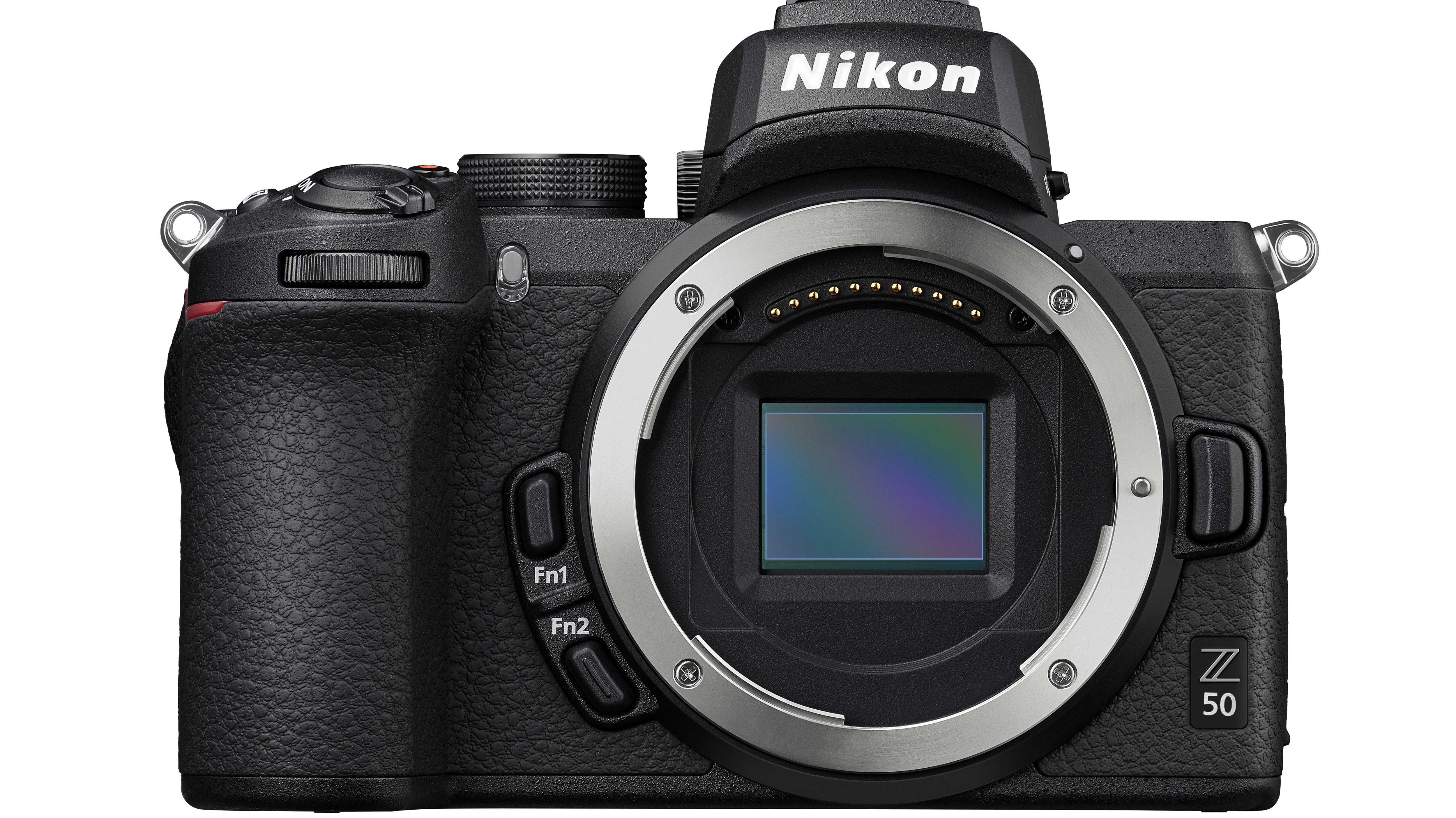 Nikon Z 50: Spiegellose APS-C-Kamera vorgestellt