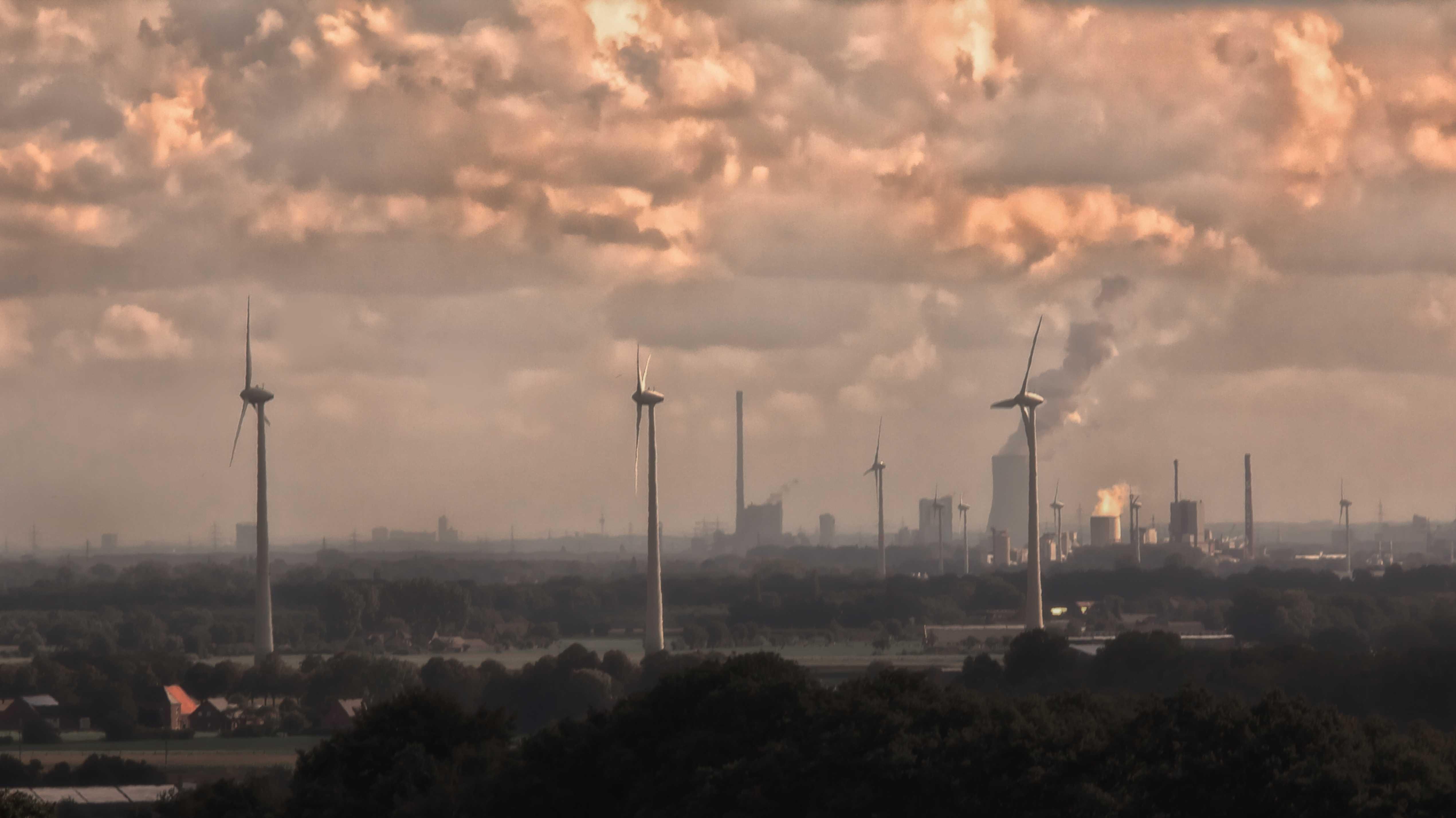 Luftverschmutzung, Ruhrgebiet