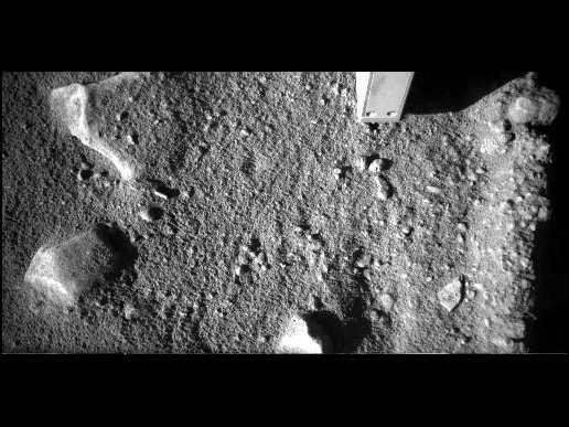 Arbeit eingestellt: Die Mars-Sonde Phoenix hat keinen Strom mehr