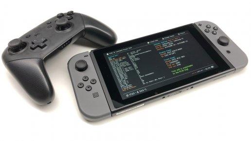 Alternative Firmware auf Nintendos Switch installieren