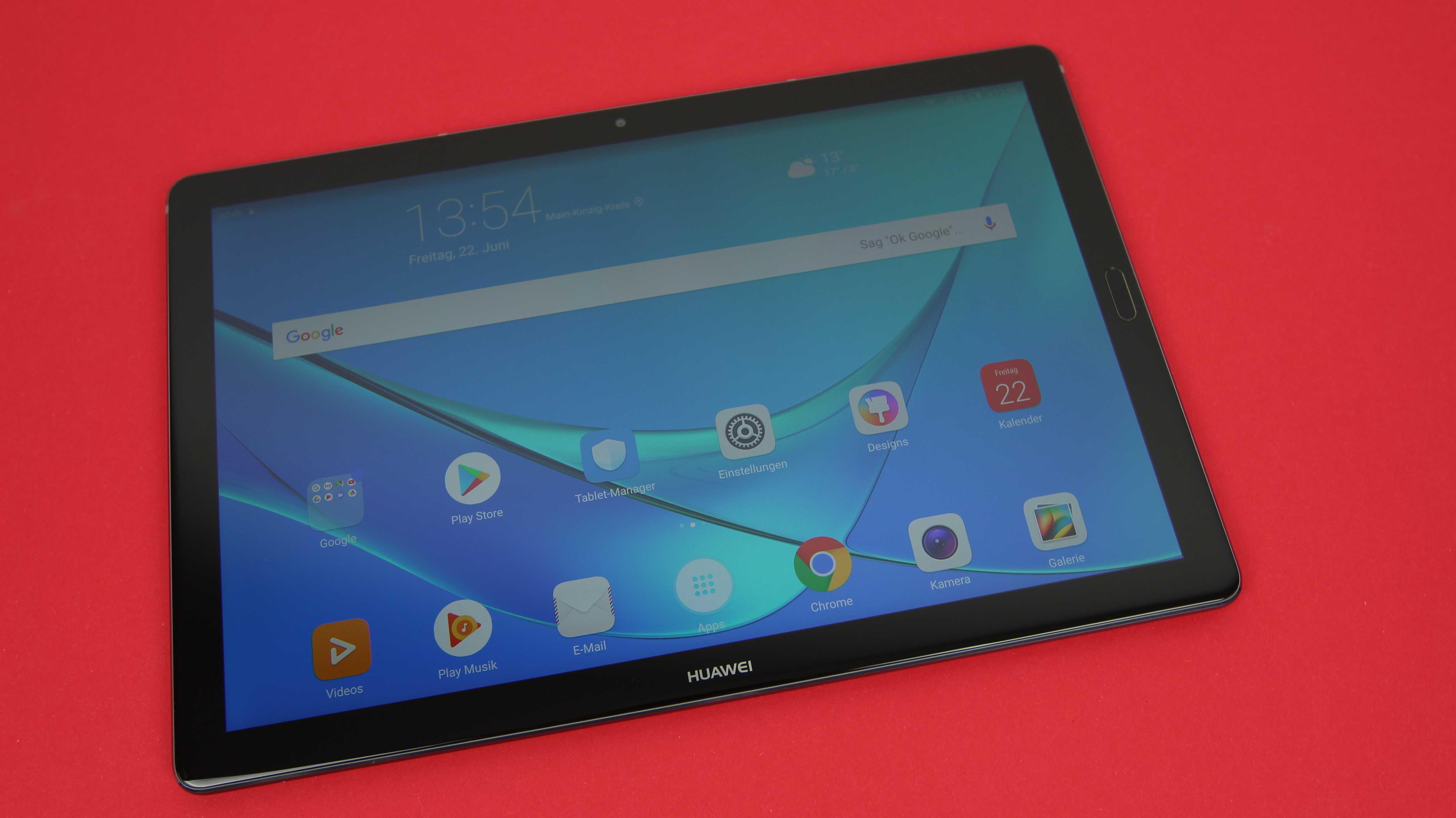 Huawei Mediapad M5 10 LTE: Leistungsstarkes Android-Tablet