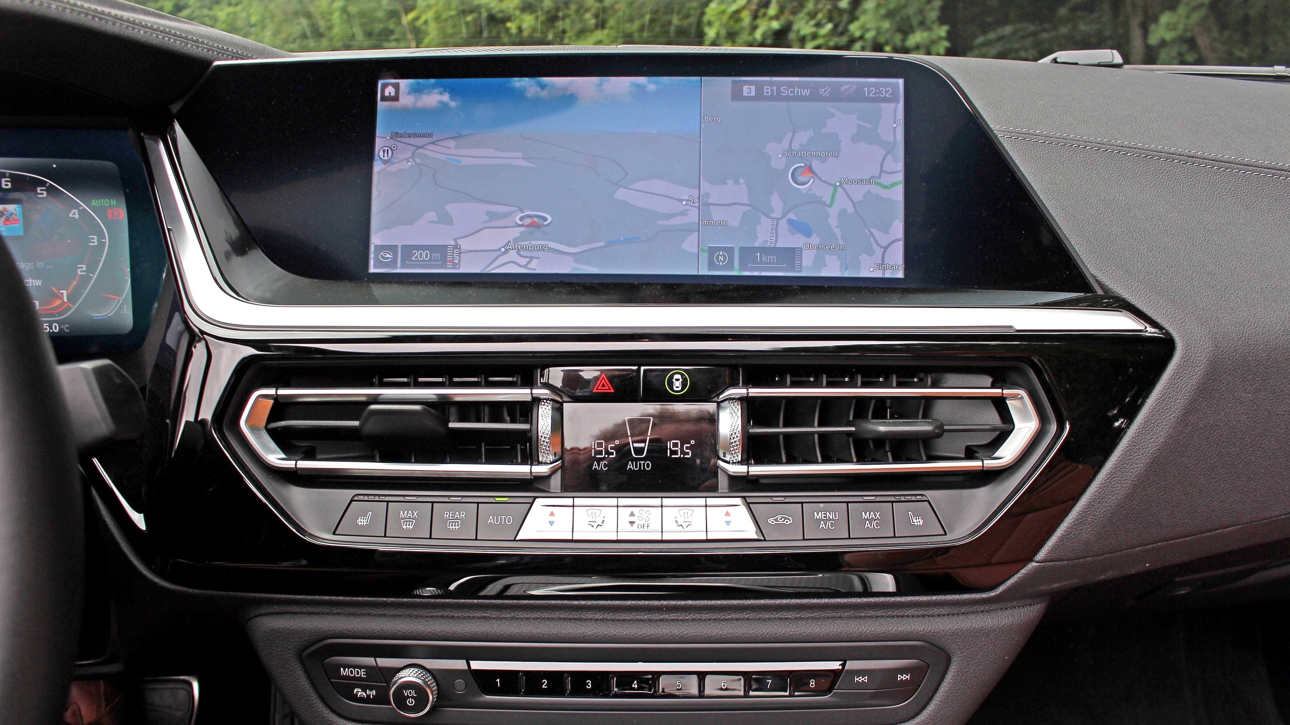 Cockpit BMW Z4