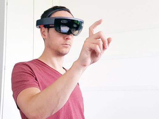 Microsoft gehört mit der HoloLens zu den AR-Pionieren.