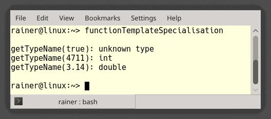 C++ Core Guidelines: Überraschung inklusive mit der Spezialisierung von Funktions-Templates