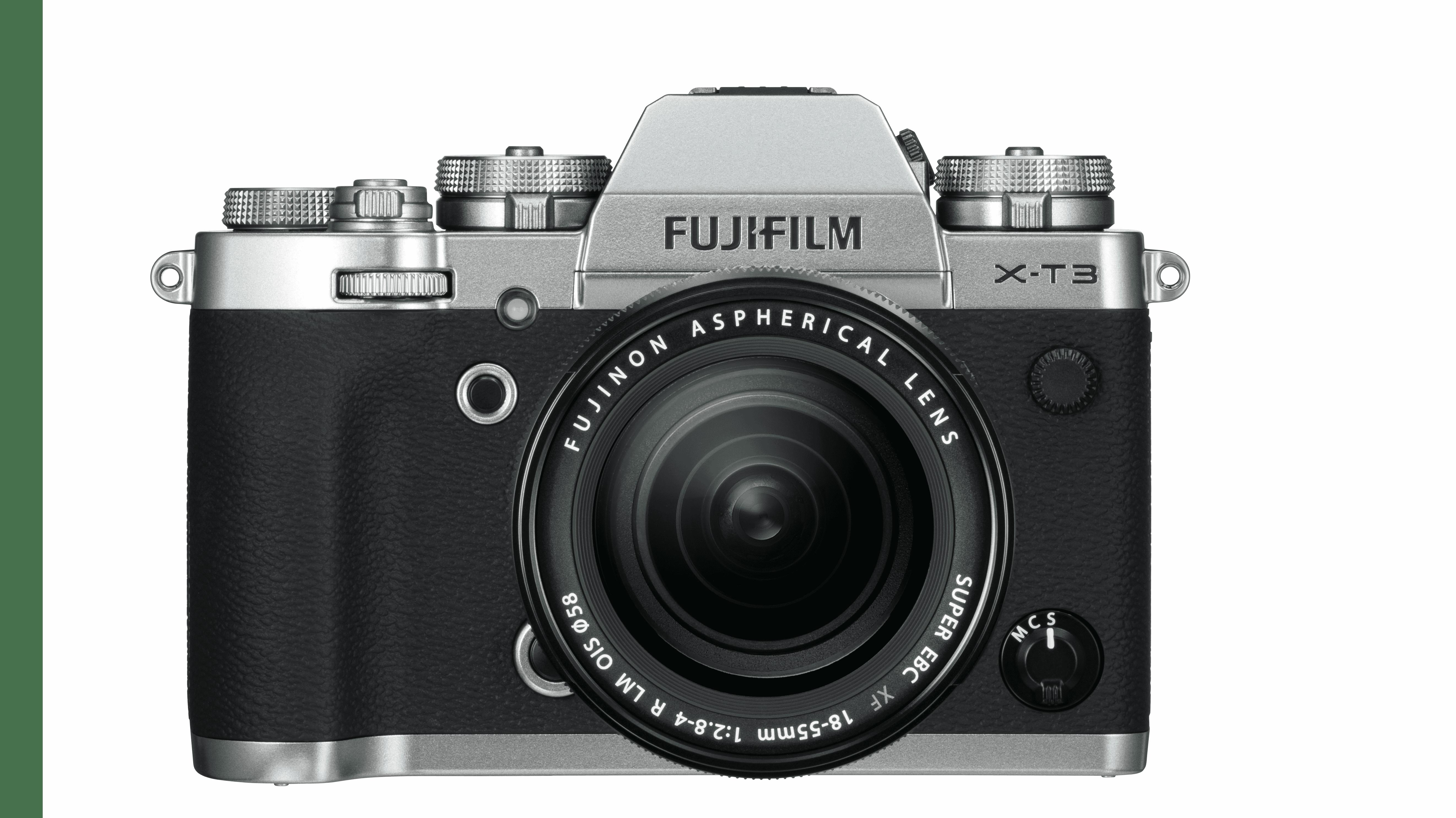Fujifilm X-T3: Spiegellose Systemkamera mit neuem Sensor