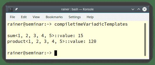 constexpr Vektor und String in C++20