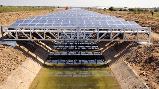 Indien kommt bei Solarstrom in Schwung
