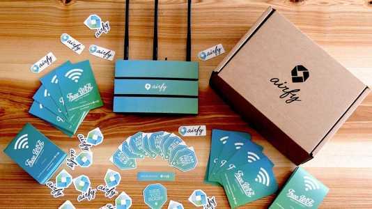 Start-up kündigt rechtssichere offene WLANs für Privatleute an