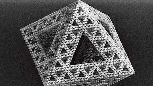 Nano-Gitter macht Keramik weich wie Schaumstoff