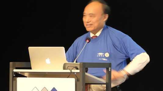 ITU-Generalsekretär Houlin Zhao
