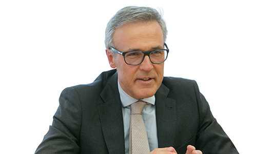 Giovanni Liverani, CEO der Generali Deutschland Holding AG