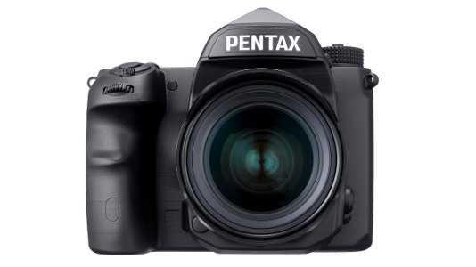 Pentax-Vollformatkamera im Frühjahr 2016