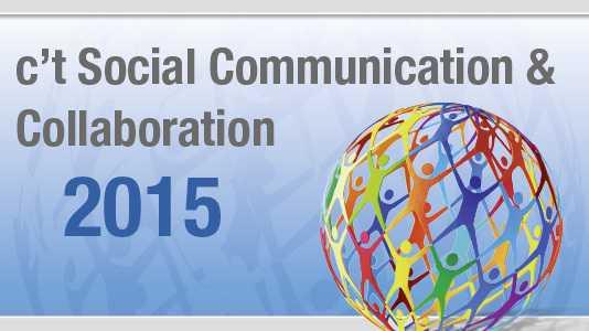 c't-Konferenz: Soziale Netzwerke effizient nutzen