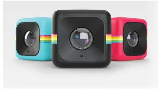 "Polaroid ""Cube"""