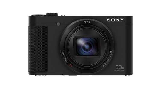 Sony Cyber-shot DSC-HX80 - Kompakte mit 30fach-Zoom